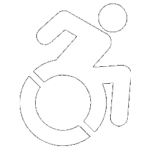 Differently-abled logo